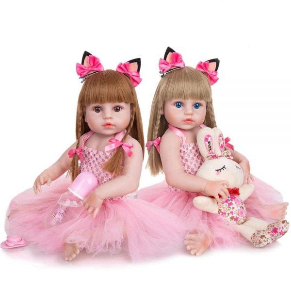 bébé reborn jumelles à adopter