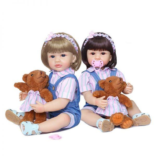 jumelles bébé reborn