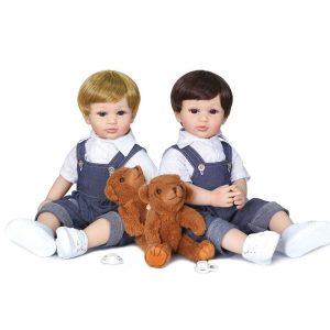 bébé reborn jumeaux