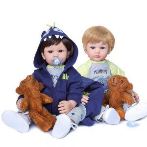 bébé reborn jumeaux réaliste