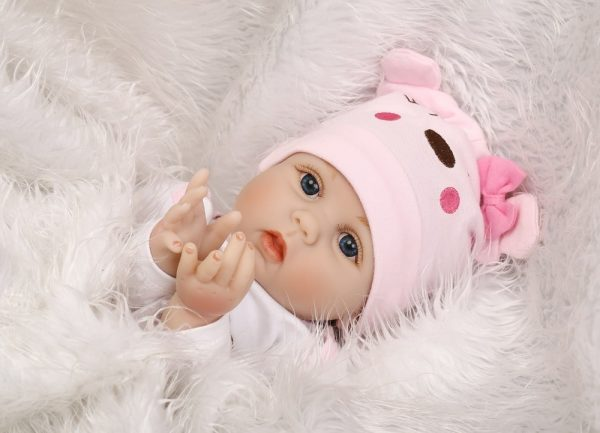 Bébé reborn fille Emma