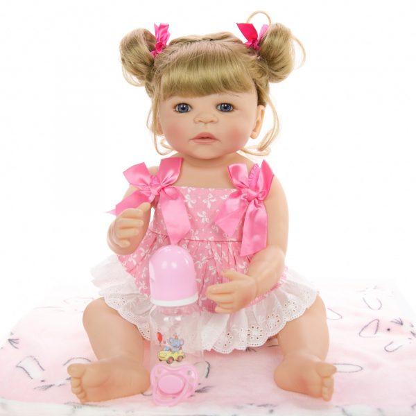 bébé reborn fille jumelles