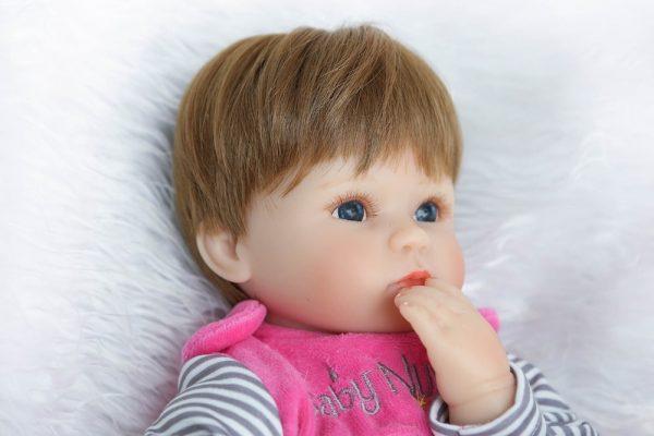 bébé reborn fille pas cher jade