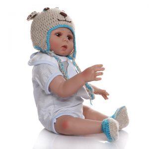 bébé reborn garçon gabriel