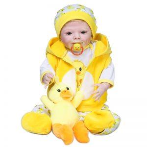bébé reborn garçon nouveau-né sohan