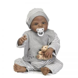 bébé reborn noir diego