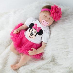 bébé reborn nouveau-né emily