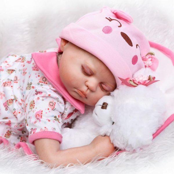 bébé reborn nouveau né lily