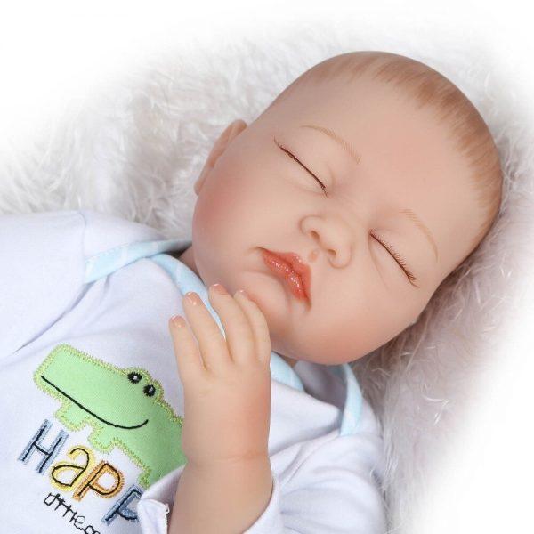 bébé reborn nouveau né tom