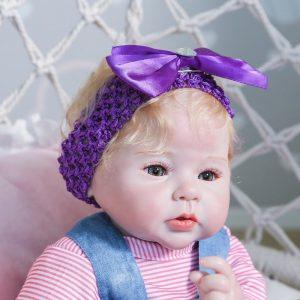 fille bébé reborn louise