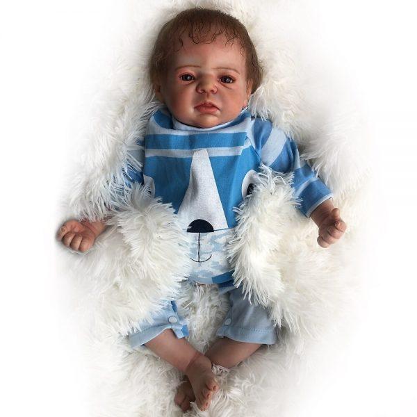 bébé reborn garçon eden