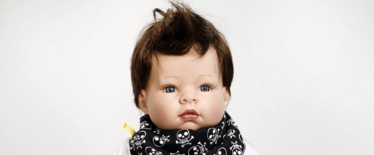 bébé reborn garçon