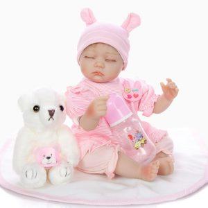 bébé reborn réaliste pas cher