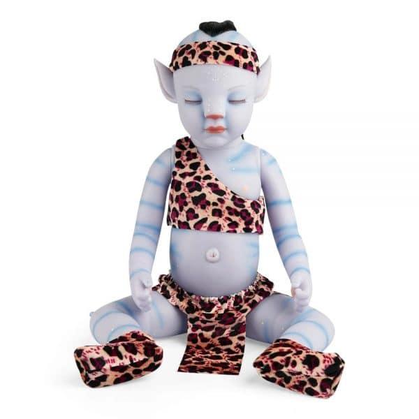 bébé reborn avatar