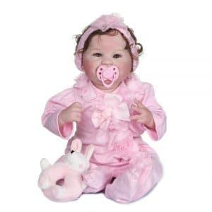 Bébé reborn réaliste