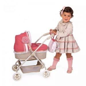 poussette pour bébé reborn pas cher fille