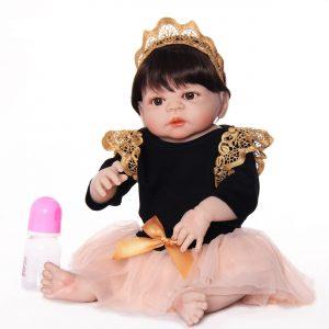 bébé reborn poupée réaliste avec accessoires