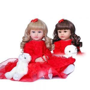 poupée reborn jumelles