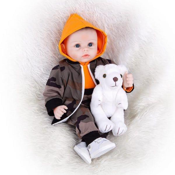 bébé reborn poupée pas chère