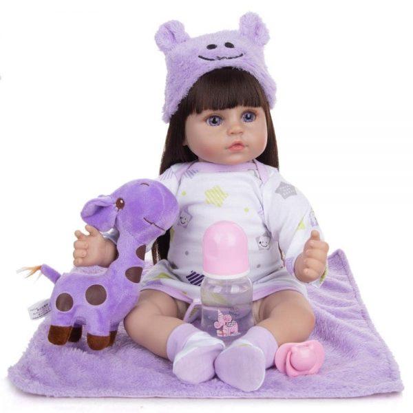 poupée fille reborn