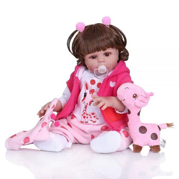 poupée reborn fille