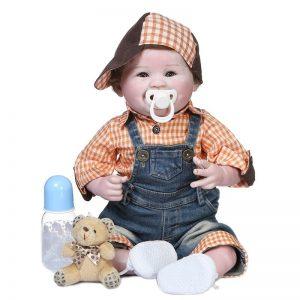 poupée reborn garçon