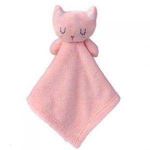 doudou chat pour bébé reborn fille