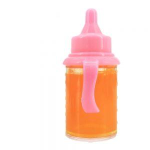 biberon de bébé reborn jus de fruits